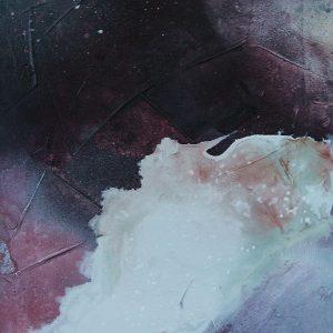 Quolls Kellerladen Bild in Acryl Lin-Art_Heike Hlinski Ausstellung_11